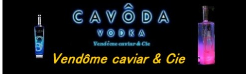 CAVÔDA VODKA LED
